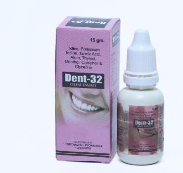 Dent-32 Gum Paint