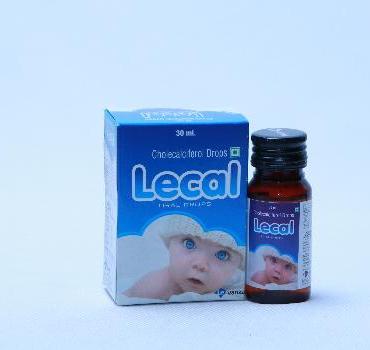 Lecal Oral Drop